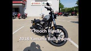 Chooch Rides - 2018 Yamaha Bolt R-Spec
