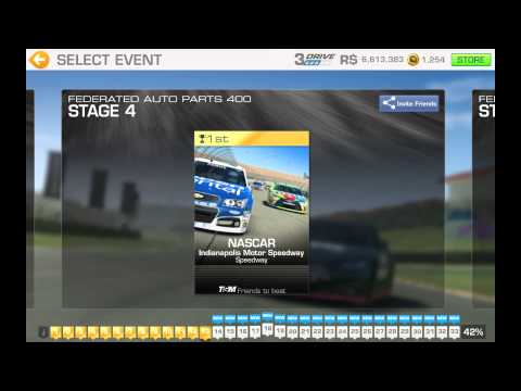 Real Racing 3 Save / Restore Gold Glitch