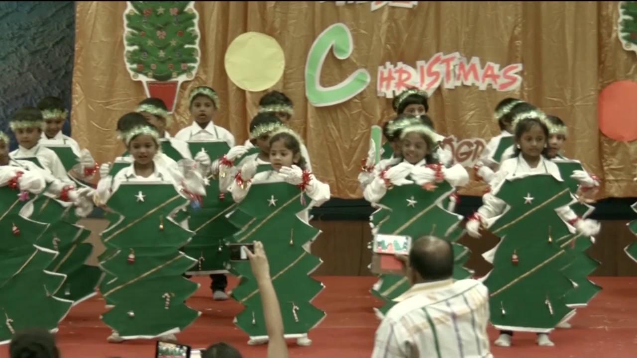 Rsag Church Sunday school Christmas Programs Dance - AM THE ...