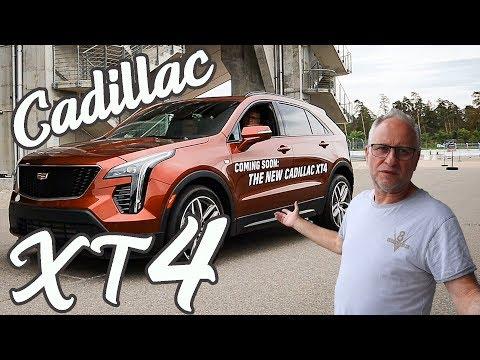 Cadillac XT4 Neuvorstellung