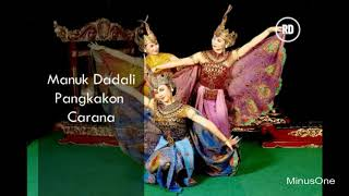 Medley Lagu Daerah Indonesia  (Instrument)