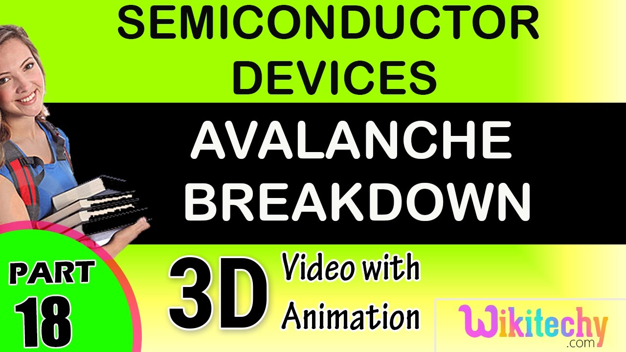 Avalanche Breakdown Semiconductor Device Cbse 12 Physic Jee Main And Zener Phenomen In Junction Diode Advanced Physics