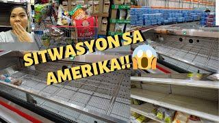 BUHAY AMERIKA: SITWASYON SA AMERIKA UBUSAN NA NG ....FIL-AM FAMILY VLOG