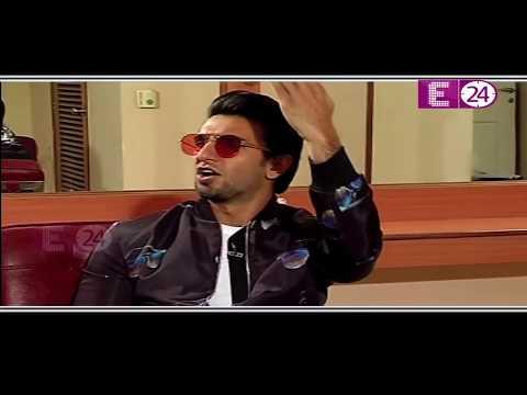 'Alauddin Khilji' With E24   RANVEER SINGH   Exclusive Interview
