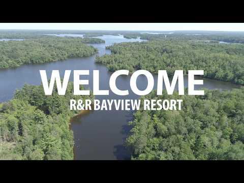 Welcome To R&R Bayview Resort   Chippewa Flowage   Hayward, Wisconsin Fishing Resort
