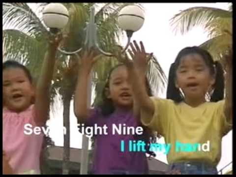 Lagu Sekolah Minggu; One Two Three