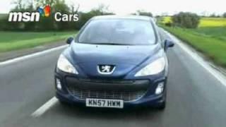 Peugeot 308 MSN Cars test drive