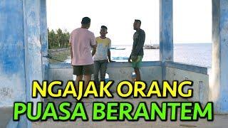 NGAJAK ORANG  PUASA BERANTEM TES KESABARAN | PRANK INDONESIA