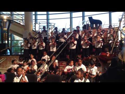 U.B. Kinsey Elementary School of the Arts- El Sistema