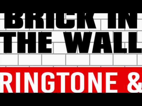 Another Brick In The Wall by Pink Floyd Ringtone and Alert