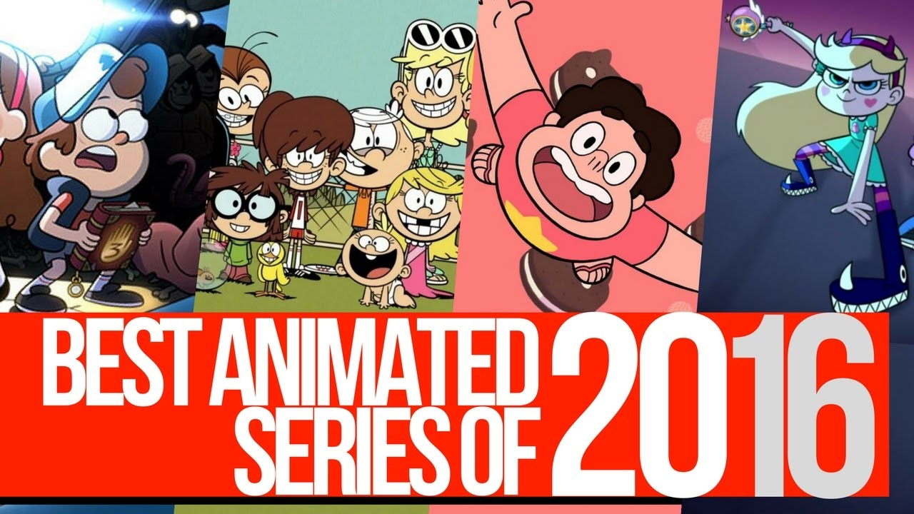 Best animated series of 2016