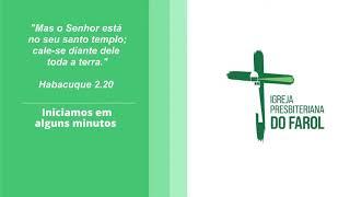 Culto Noite - Domingo 09/05/21 - Sem. Ubirajara Figueiredo