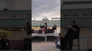 Jake Sfraga's performance in NJ 101.5 Big Joe Henry talent show