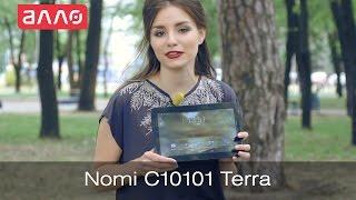 Видео-обзор планшета Nomi С10101 Terra