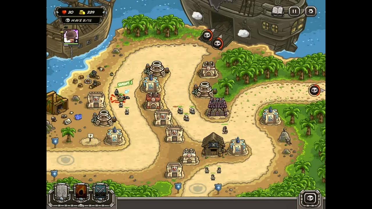 kingdom rush frontiers 破解