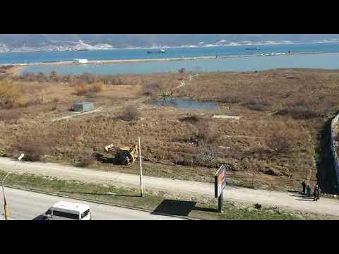 В Новороссийске строят гостиницу на трупах краснокнижников