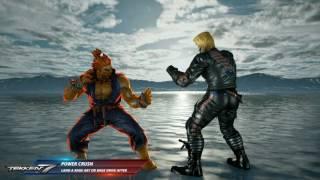TEKKEN 7 Presents...Iron Fist Mastery:  Power Crush
