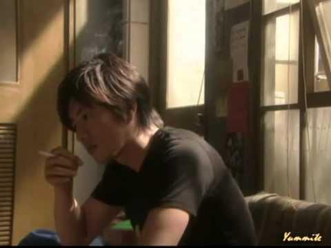 Kimura Takuya and cigarettes