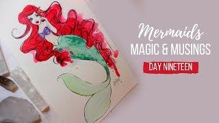 The Little Mermaid - Mermay Day Nineteen