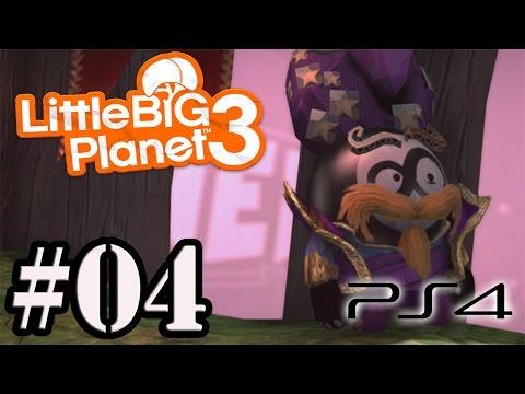 Let's Play: LittleBigPlanet 3 [PS4] - Parte 4