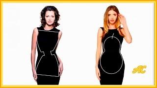 видео С чем носить черное платье без рукавов?