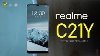 Realme C21Y Price, Official Look, Design, Specifications, Camera, Features