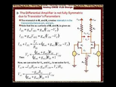 Analog CMOS VLSI Lecture-3 Part-10-B
