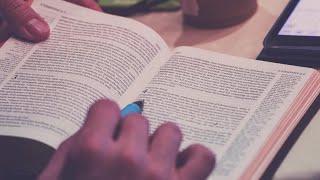 Estudo Bíblico - 05/08/2021