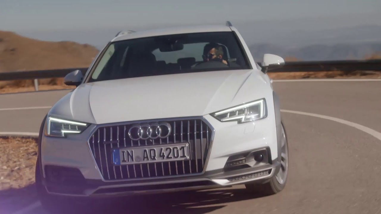 Quattro A Allroad Audi Canada YouTube - Audi canada