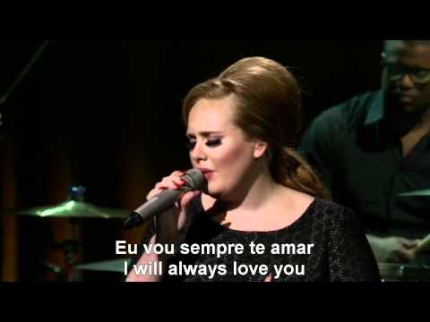 Adele - iTunes festival London 2011 - 12 - Lovesong (The Cure Cover) - Adele (legendado ptBR).mp4