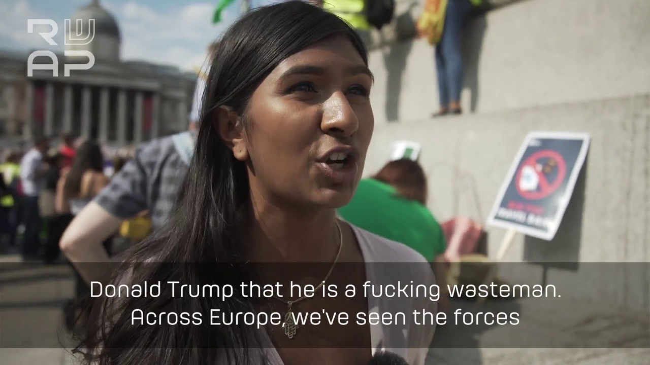 """He is a fucking wasteman!"" 