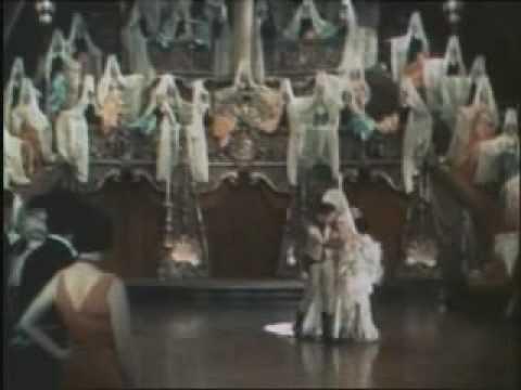 """Florenz Ziegfeld Type"" Broadway style finale - 1929"