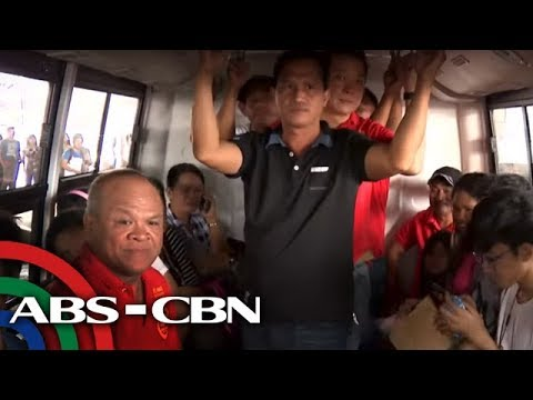 Business Nightly: Transport group tests modern jeepney on EDSA