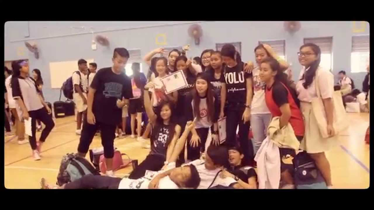 JUMP Dance Programme 2014 - Boon Lay Secondary School (Secondary 2)