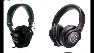 Video Reviews:  Best Studio Headphones 2018 download MP3, 3GP, MP4, WEBM, AVI, FLV Agustus 2018