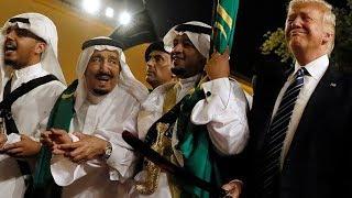 Activists protest cozy US-Saudi relationship
