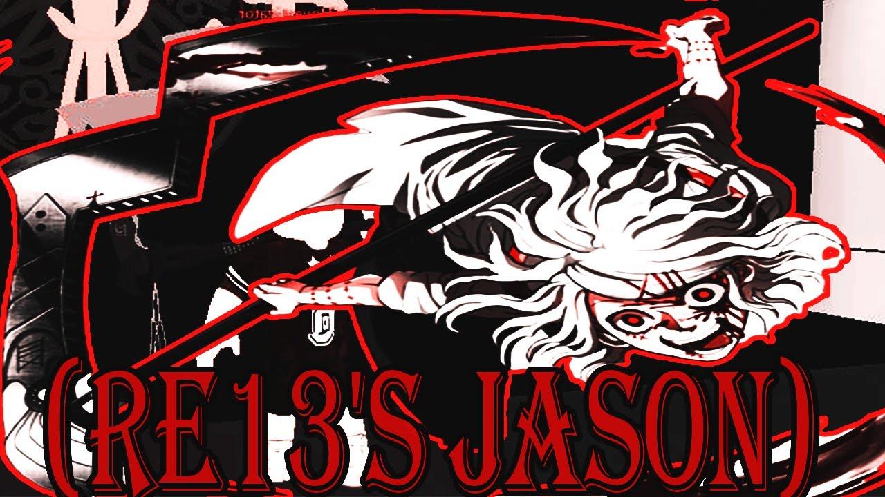 (ROBLOX)Ro-Ghoul [ALPHA] Re13's Jason (SHOWCASE/ANÁLISE)!! #NARUTO20K!!