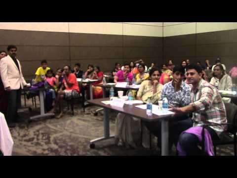 Round 7 of TPAD Antakshari held at Collin County Community College, Frisco, TX on Sep 13th 2014