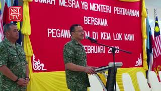 Two McDonnell Douglas helicopters to be placed at Lahad Datu base by April