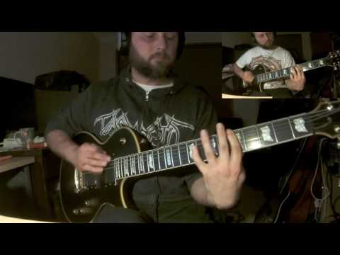 Killswitch Engage - Beyond the Flames - guitar cover