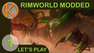 RimWorld 1.0 Modded   THE CULT OF KERICO - Ep. 1   Let's Play RimWorld Gameplay