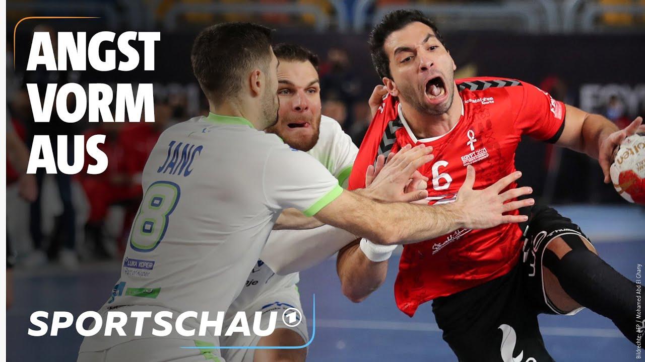 Download Kampf ums Viertelfinale: Slowenien gegen Ägypten   Highlights   Handball-WM   Sportschau