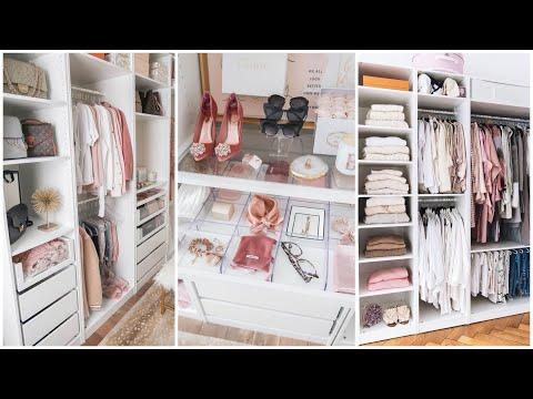 стоимость системы хранения для гардеробной