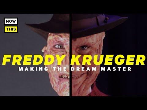 Freddy Krueger: Making the Dream Master   Dead Ringer #2   NowThis Nerd