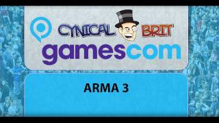 Gamescom Coverage : Hyper WTF is ARMA 3?