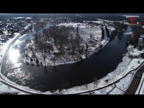 Oconto River Flooding