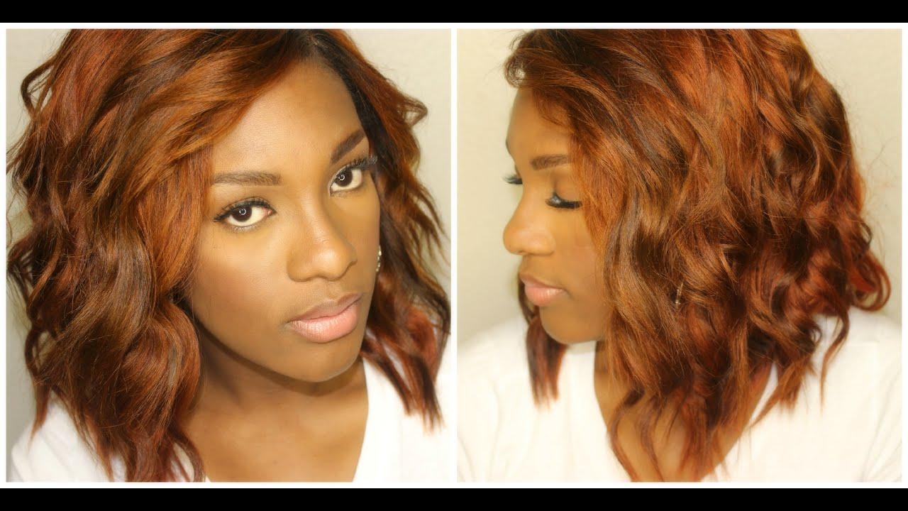 Diy Burnt Orange Haircolor Msjazzy2cly