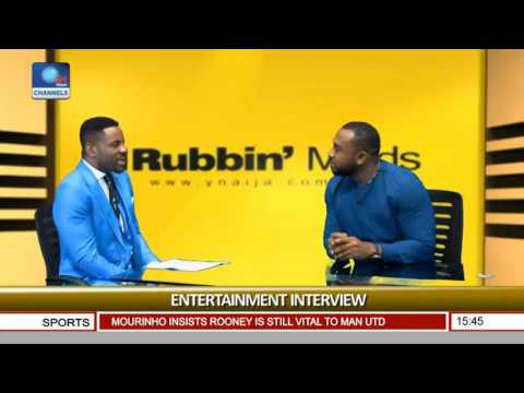 Rubbin Minds: Entertainment Interview With Eyinna
