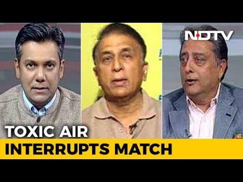 Pollution Halts India-Sri Lanka Test: Delhi Air Unsafe For Sports?