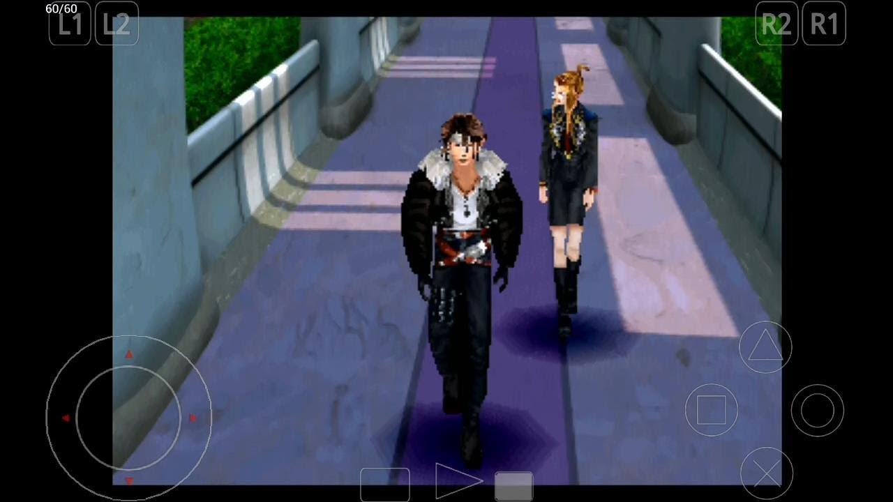 Epsxe Emulator 1 9 15 For Android Final Fantasy Viii